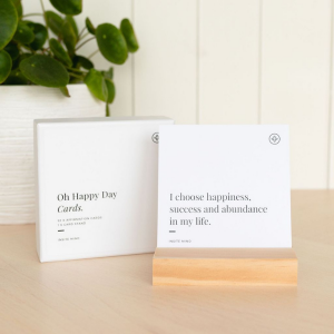 Oh Happy Day Cards - Adult Affirmations