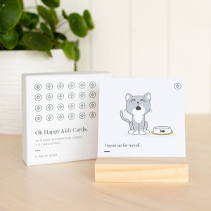 Oh Happy Kids Cards - Affirmations For Kids